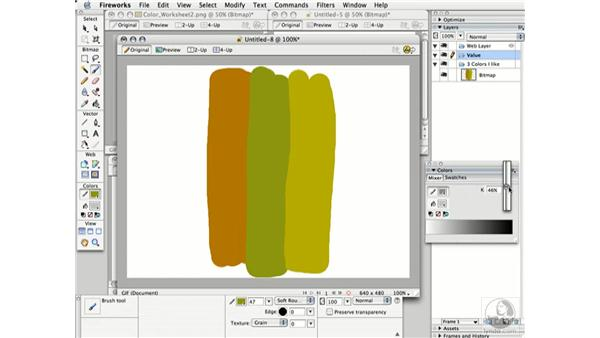 color refinements: Working with Color