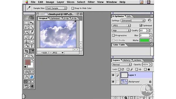 Tile Maker: Learning Photoshop 6 and ImageReady 3 for the Web