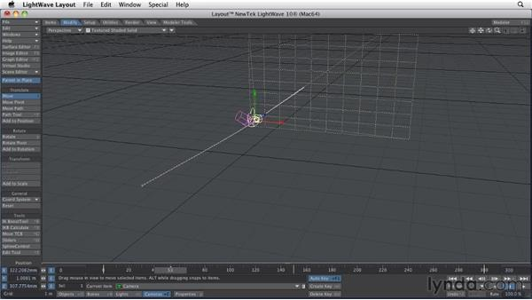 : LightWave 10 Essential Training