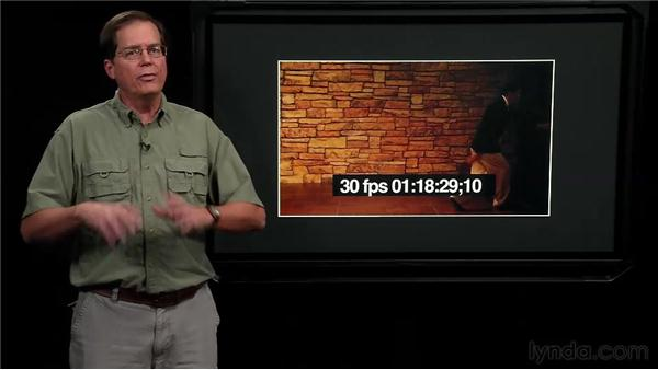 Choosing a video frame rate: Video for Photographers: Shooting with a DSLR