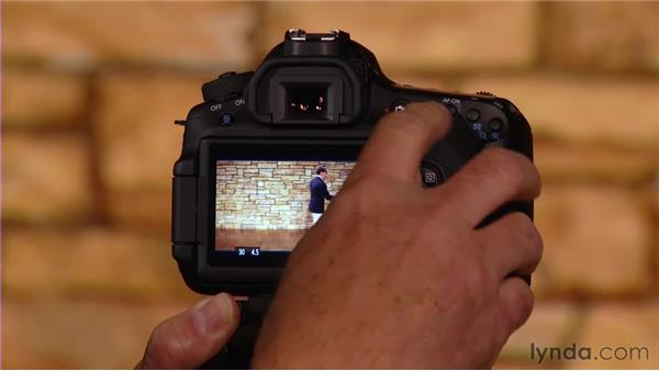 "Limited ""fixing"" of images: Video for Photographers: Shooting with a DSLR"