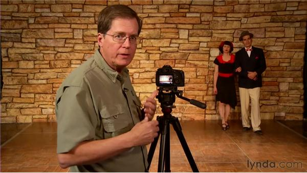 Basic shooting: Video for Photographers: Shooting with a DSLR
