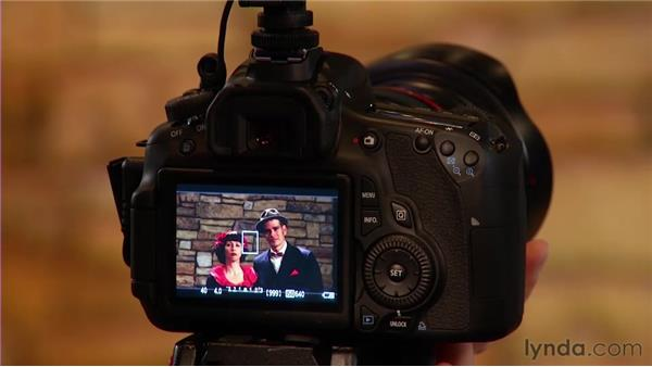 Shooting for coverage: Video for Photographers: Shooting with a DSLR