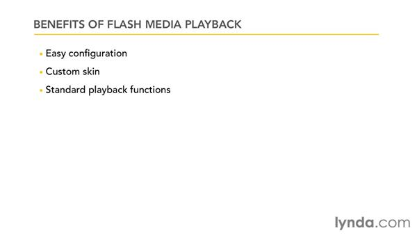Understanding the benefits of Flash Media Playback: Publishing Video with the Flash Platform
