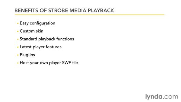Understanding the benefits of Strobe Media Playback: Publishing Video with the Flash Platform