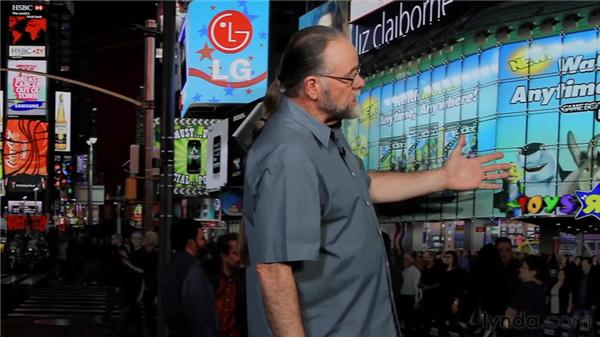 """What is """"Times Square?"""": Bert Monroy: The Making of Times Square, The Tools"""