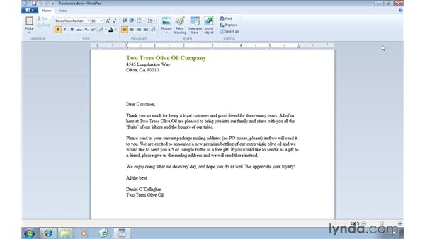 Opening .docx files without Word: Windows 7 Tips and Tricks