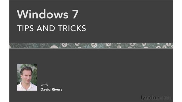 What's next?: Windows 7 Tips and Tricks