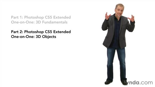 Until next time: Photoshop CS5 Extended One-on-One: 3D Fundamentals
