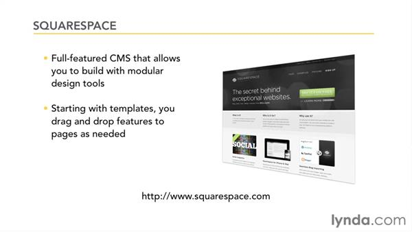 Hosted solution examples: CMS Fundamentals