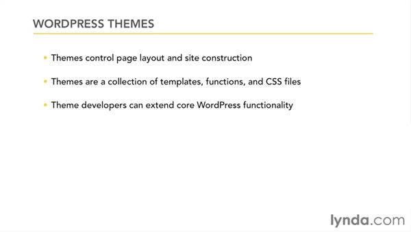 A closer look at WordPress: CMS Fundamentals