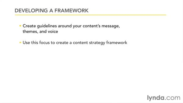 Planning a content strategy: CMS Fundamentals