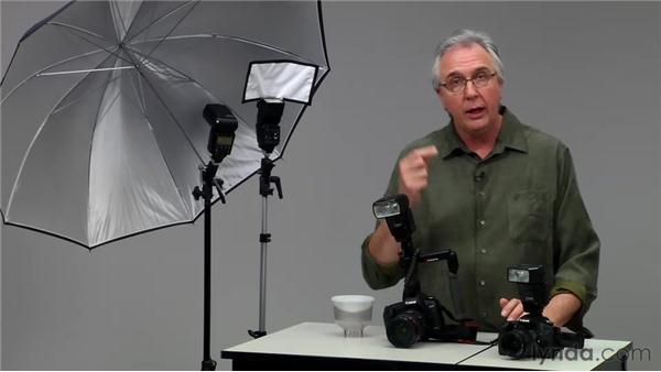 Using a bracket for handheld shots: Photo Assignment: Group Shots