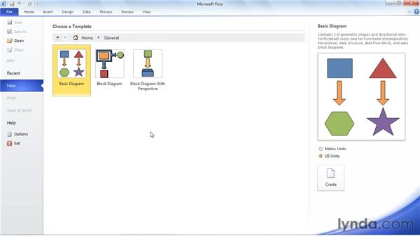 Solutions available in each edition of Visio 2010: Visio 2010 Essential Training