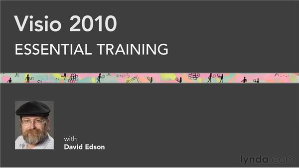Goodbye: Visio 2010 Essential Training