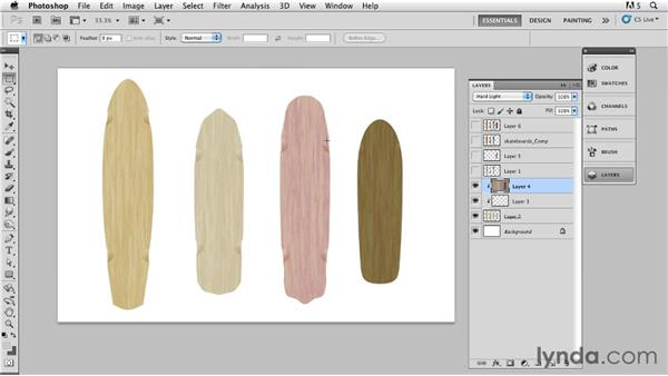 Creating a skateboard: Bert Monroy: The Making of Times Square, The Techniques