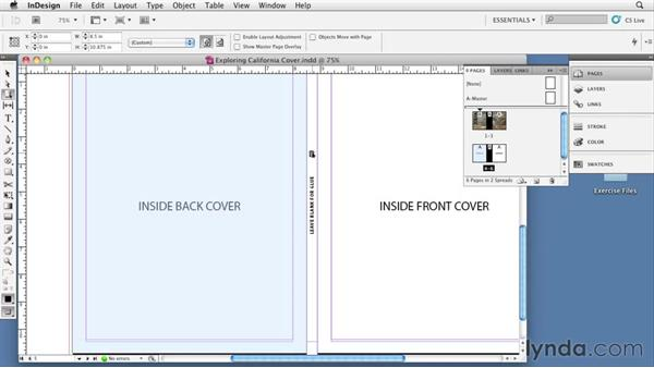 Welcome: InDesign CS5: Print Production Guidelines
