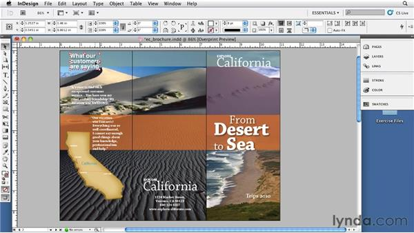 Avoiding common font problems: InDesign CS5: Print Production Guidelines