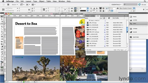 Using ICC profiles: InDesign CS5: Print Production Guidelines