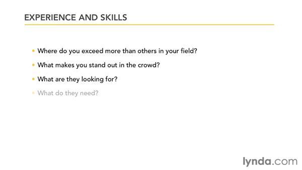 Creating a headline: Creating an Effective Resume (2011)
