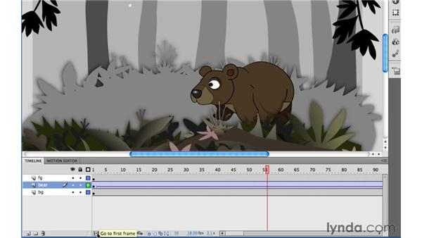 Working with the integrated animation controller: Flash Professional CS5.5 New Features
