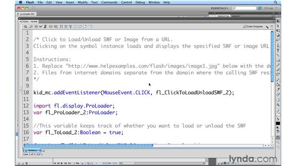 : Flash Professional CS5.5 New Features