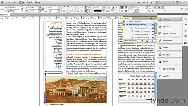 Welcome: InDesign CS5.5 New Features