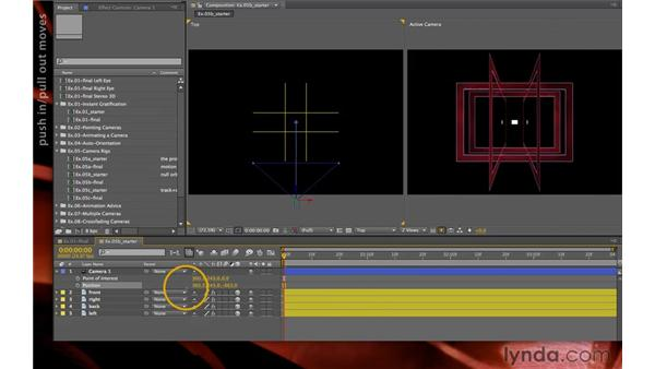 Orbit camera rigs: After Effects CS5.5 New Creative Techniques