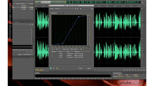 Dynamics processing: After Effects CS5.5 New Creative Techniques