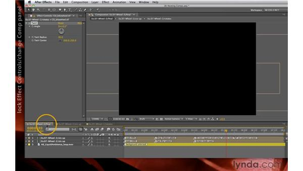 Edit this/look at that: After Effects CS5.5 New Creative Techniques