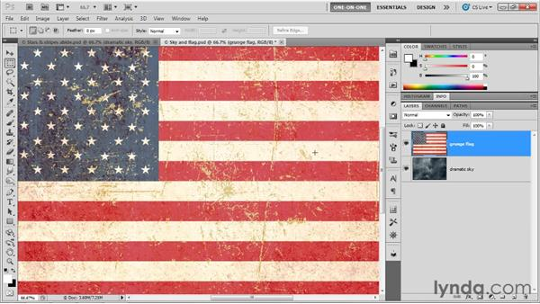 Depth maps vs. displacement maps: Photoshop CS5 Extended One-on-One: 3D Objects