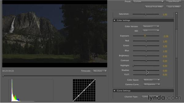 Expanded RED workflow: Premiere Pro CS5.5 New Features