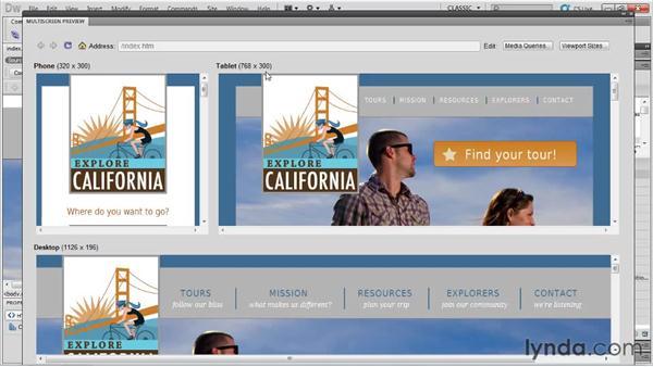 Interface changes: Dreamweaver CS5.5 New Features
