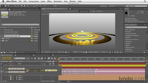 Setting up stereo 3D step by step: After Effects CS5.5 New Features