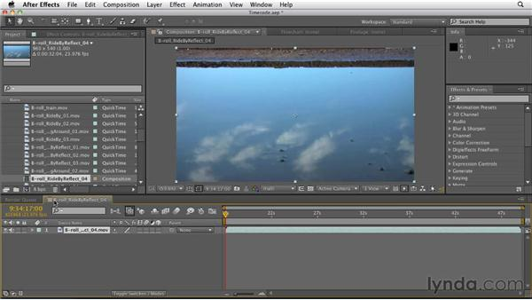 Working with timecode: After Effects CS5.5 New Features