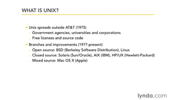 : Unix for Mac OS X Users