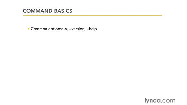 Command basics: Unix for Mac OS X Users