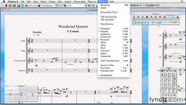 Welcome: Sibelius 6 Essential Training
