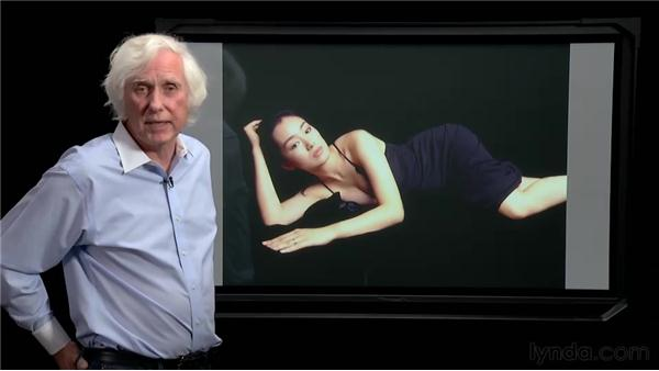 Welcome: Douglas Kirkland on Photography: Studio Portraiture