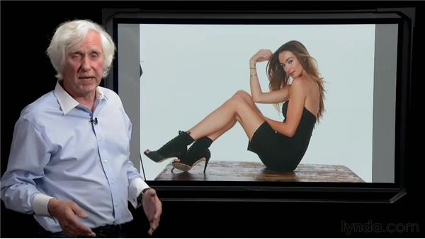 Post-production review: Douglas Kirkland on Photography: Studio Portraiture