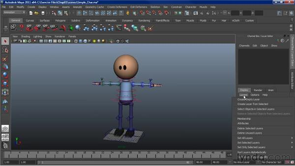 : Character Animation: Maya