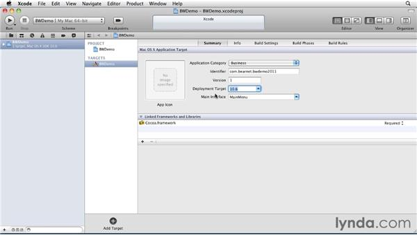 Signing the app with Xcode 4: Distributing Mac OS X Applications Through the App Store