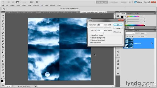 Employing an image-based light: Photoshop CS5 Extended One-on-One: 3D Scenes