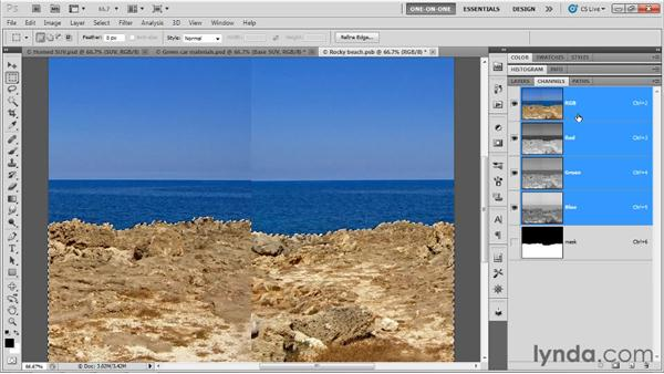 Making a seamless image-based light: Photoshop CS5 Extended One-on-One: 3D Scenes