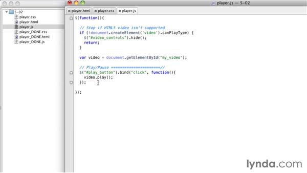 : HTML5: Video and Audio in Depth
