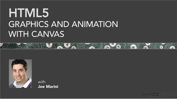 Goodbye: HTML5: Graphics and Animation with Canvas