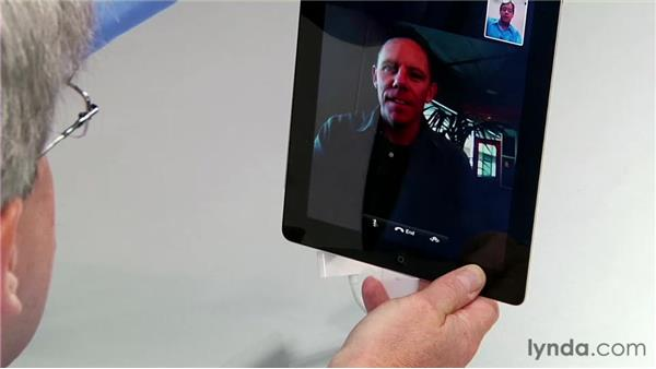 Video conferencing with FaceTime: iPad Tips and Tricks (2010)
