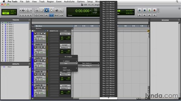 Understanding the new audio for video features in Pro Tools 9: Audio for Film and Video with Pro Tools