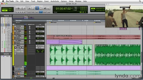 Bringing emotion to the mix with music tracks : Audio for Film and Video with Pro Tools