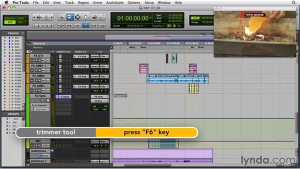Mixing with reverb: Audio for Film and Video with Pro Tools